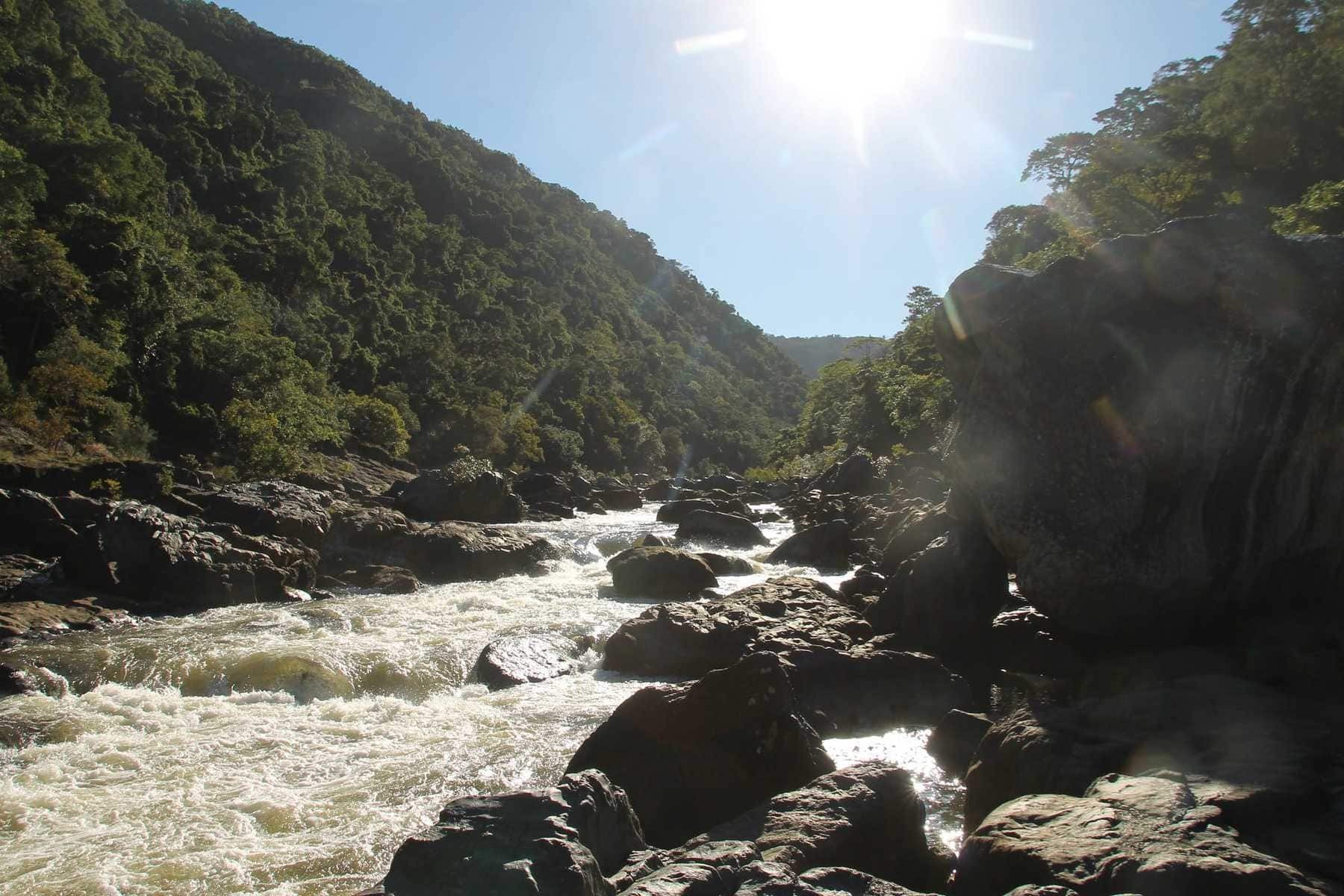 Barron Gorge National Park Adventures Port Douglas