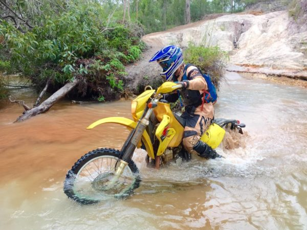 north queensland trail bike adventures trail riding mowbray national park