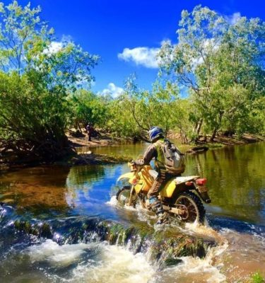 creb track map motorbike trail tours daintree rainforest roaring meg falls
