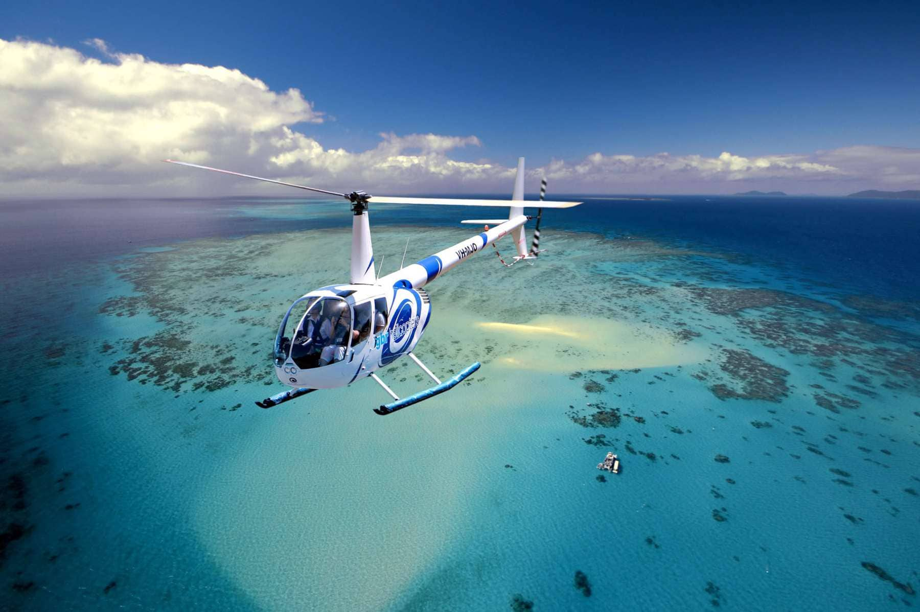 great barrier reef flights coral sea daintree rainforest