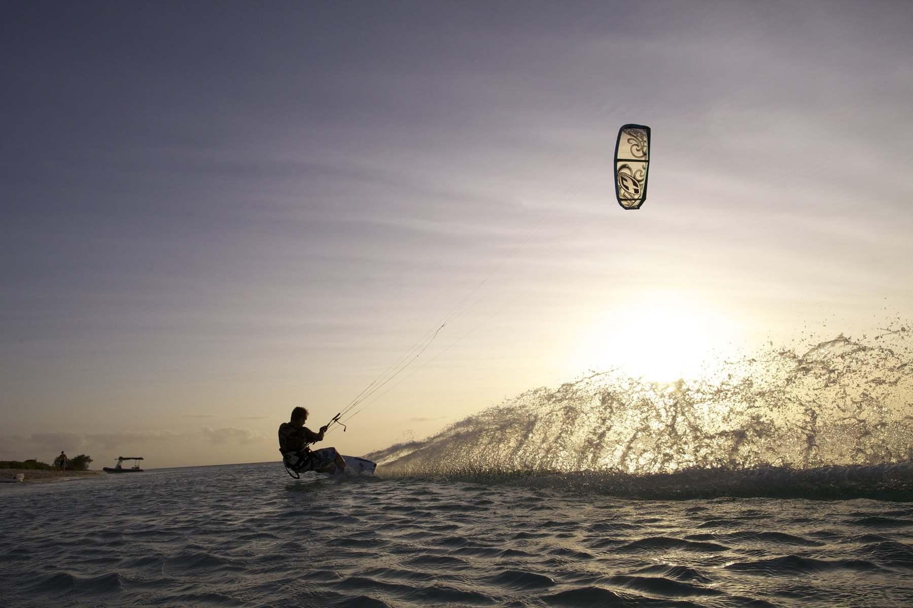Kitesurfing port douglas qld