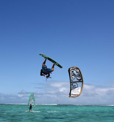 Undine Cay Great Barrier Reef kitesurf trips