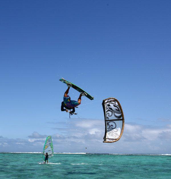 Undine Cay Great Barrier Reef kitesurf trips