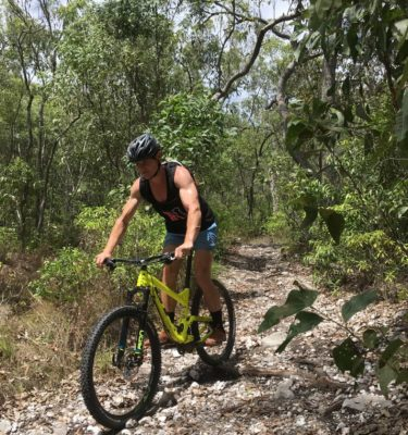 bump track port douglas mountain bike trail mowbray