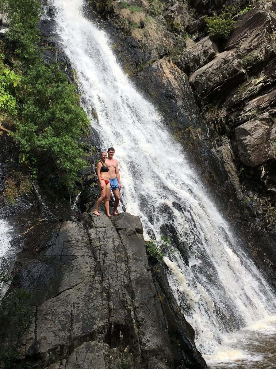 port douglas things to do mountain bike hike wangetti falls waterfalls hartley creek