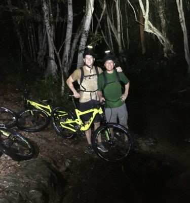 bump track port douglas mountain bike trail mowbray valley