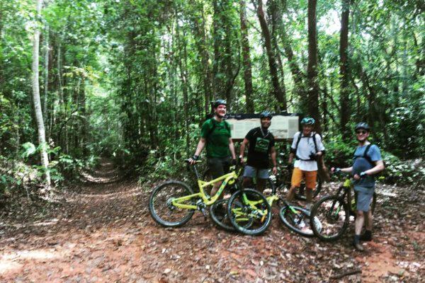 Bike 'n' Hike Adventures - Bump Track 11