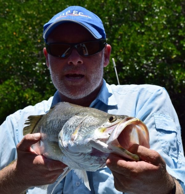Port Douglas Fishing Charters inshore reef estuary fishing barramundi coral trout mud crabs