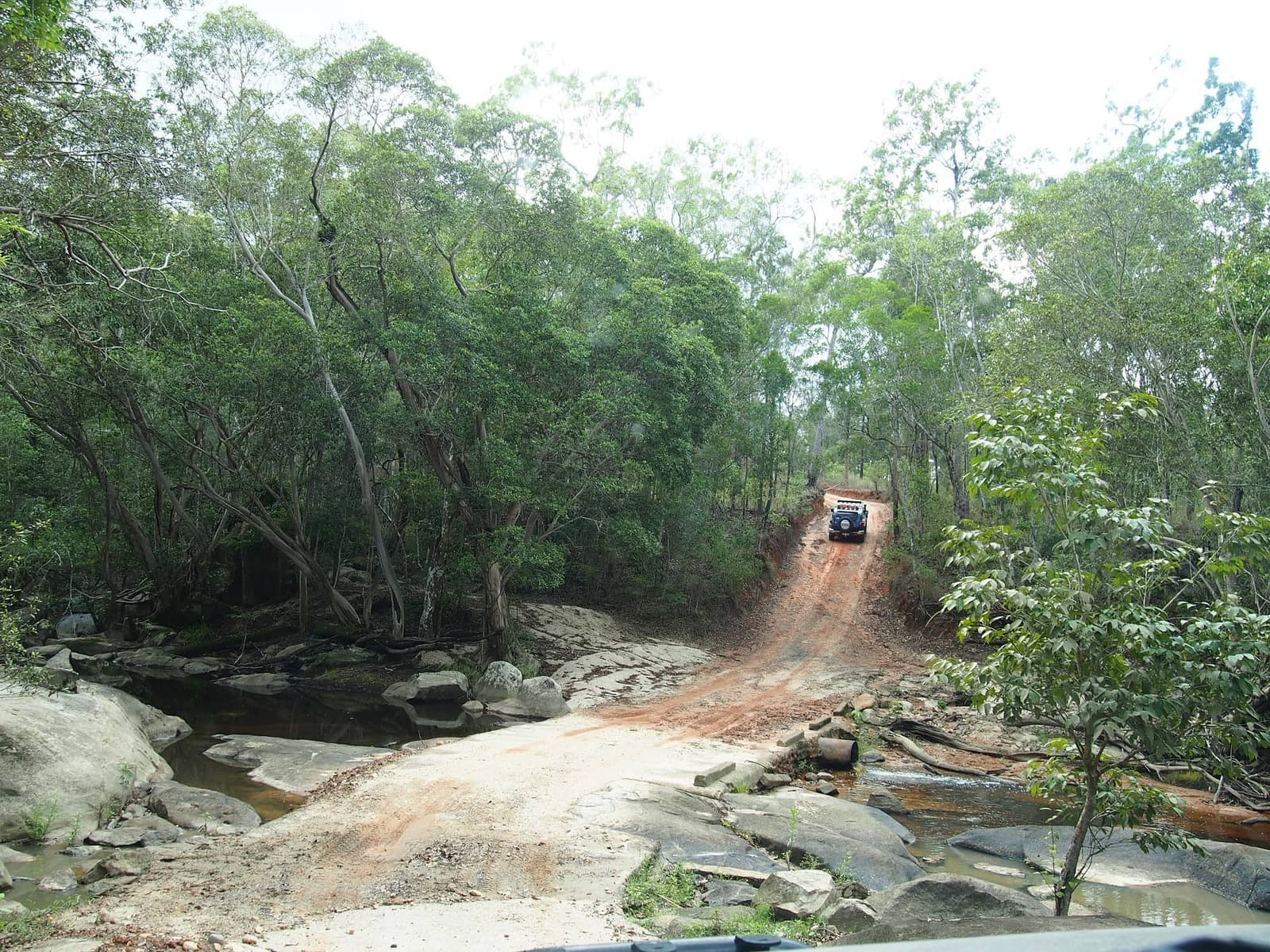 The CREB Track is considered one of Australia's most spectacular 4WD experiences