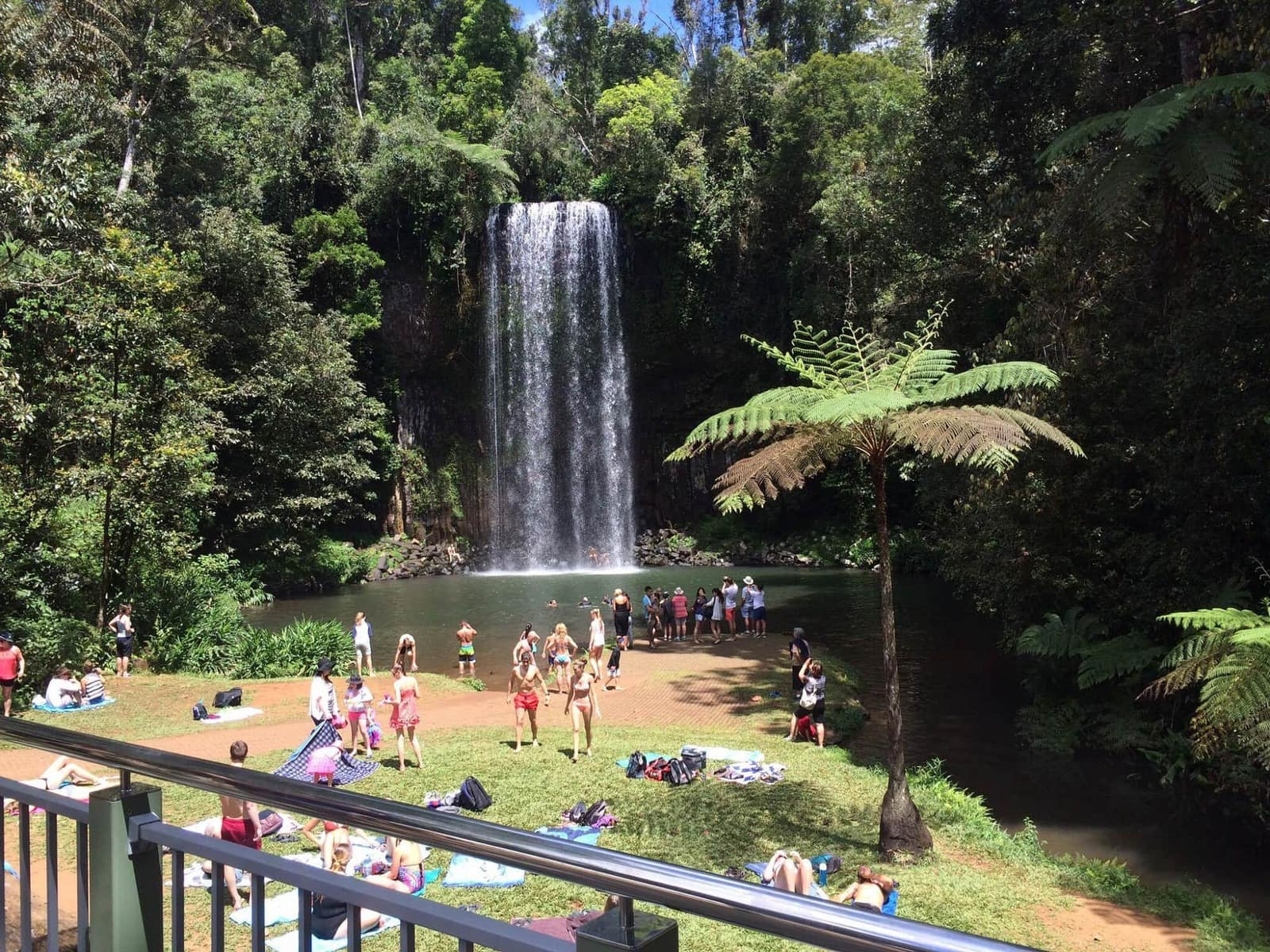 Paronella Park including exploring pristine waterfalls, Chillagoe Caves and Herberton Historical Village