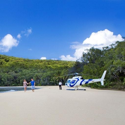 luxury reef tours